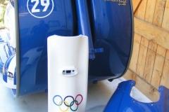 Rome Olympics Series 2 replica